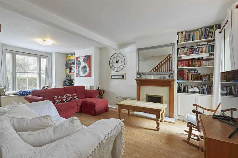 3 Bedrooms Terraced House for sale in Pyrmont Road, Chiswick