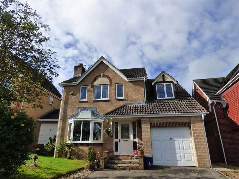 4 Bedrooms Detached House for sale in Fedw Wood, Chepstow
