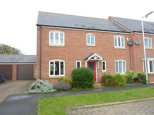 4 Bedrooms Semi Detached House for sale in OSPREY DRIVE, GREAT COATES, GRIMSBY