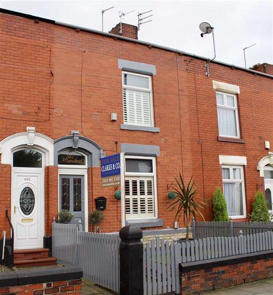 2 Bedrooms Terraced House for sale in Moston Lane, Manchester