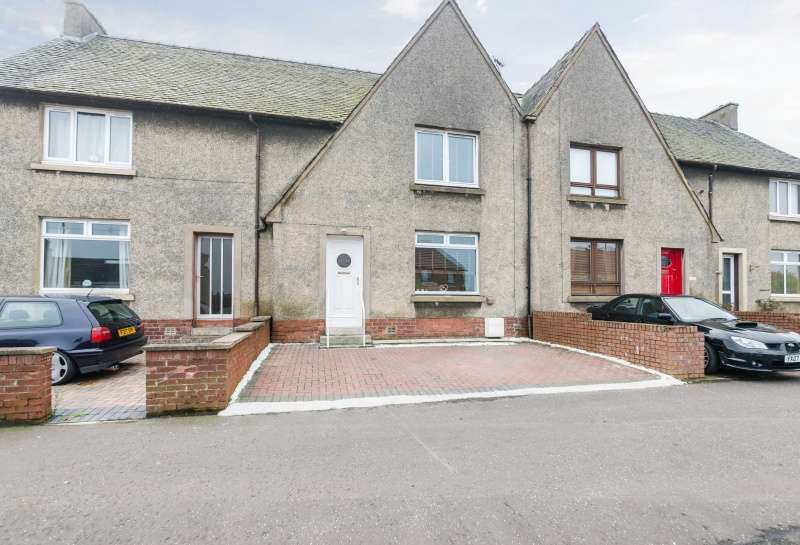 3 Bedrooms Terraced House for sale in West Main Street, Armadale, Bathgate, EH48 3HY