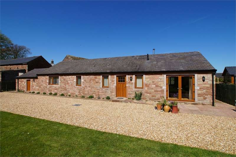 3 Bedrooms Detached Bungalow for sale in CA5 7JD Squirrel Cottage, Greensyke Lane, Dalston, Carlisle, Cumbria