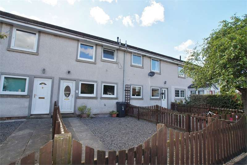 2 Bedrooms Terraced House for sale in CA8 9BP Fieldside, Heads Nook, Brampton, Cumbria