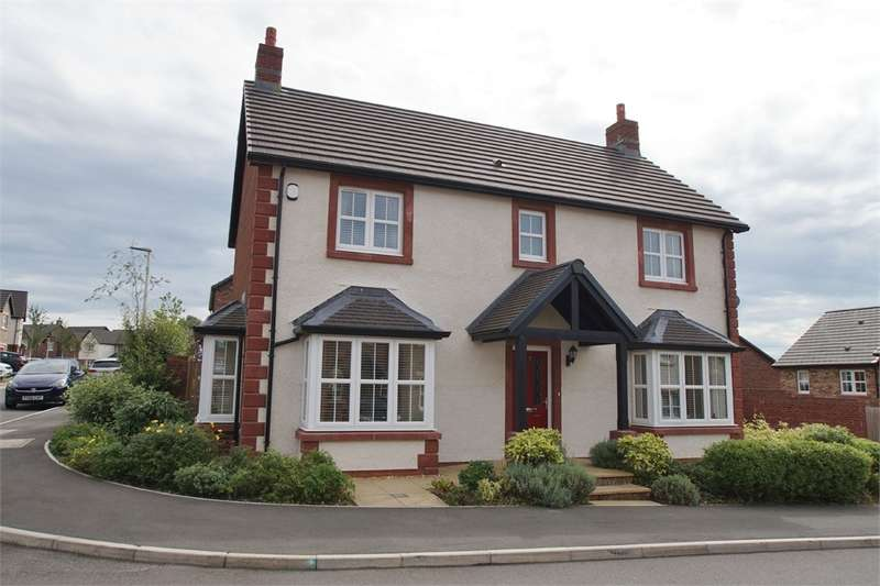 4 Bedrooms Detached House for sale in CA6 4EB Maxwell Drive, Kingstown, Carlisle, Cumbria