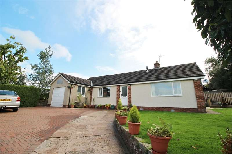 3 Bedrooms Detached Bungalow for sale in CA8 2LE Low Row, BRAMPTON, Cumbria