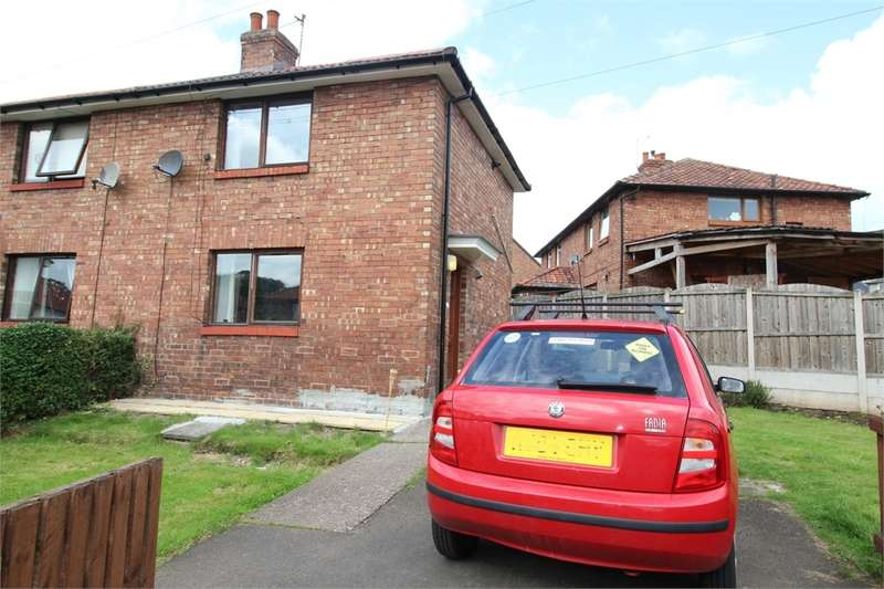2 Bedrooms End Of Terrace House for sale in CA2 6EH Well Bank Place, Longsowerby, Carlisle, Cumbria
