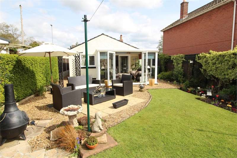 2 Bedrooms Detached Bungalow for sale in CA3 0AL Kingstown Road, Carlisle, Cumbria