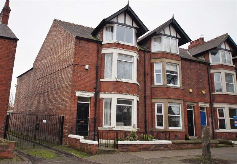 4 Bedrooms End Of Terrace House for sale in CA2 5NN Dalston Road, Carlisle, Cumbria
