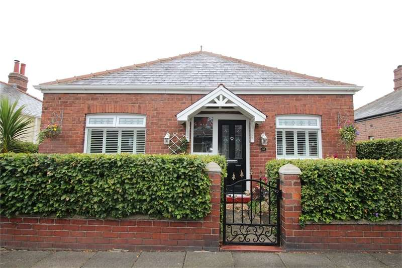 3 Bedrooms Detached Bungalow for sale in CA2 4DR Boston Avenue, Currock, Carlisle, Cumbria