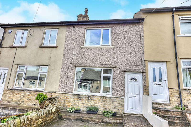 2 Bedrooms Terraced House for sale in Broadway, HALIFAX, HX3