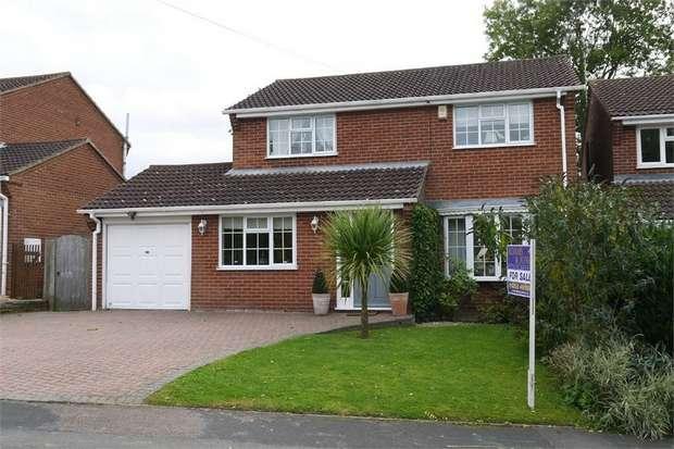 4 Bedrooms Detached House for sale in Edward Road, Fleckney