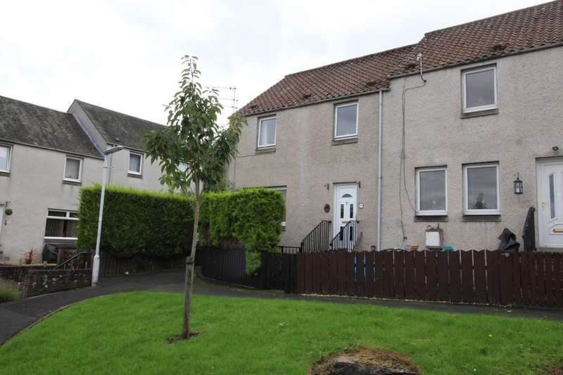 3 Bedrooms Property for sale in Whinpark Place, Newburgh, Cupar, KY14
