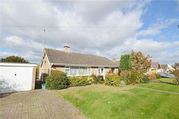 3 Bedrooms Detached Bungalow for sale in Southfield Close, CHELTENHAM, Gloucestershire, GL53 9LE