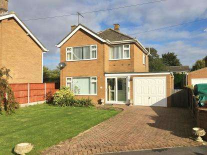 3 Bedrooms Detached House for sale in Glen Drive, Boston