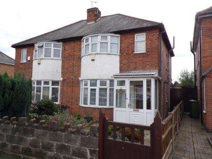 3 Bedrooms Semi Detached House for sale in Radford Drive, Leicester