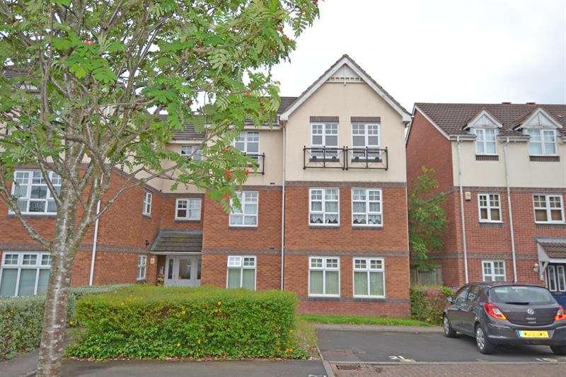 2 Bedrooms Flat for sale in Westwood Drive, Rednal, Birmingham