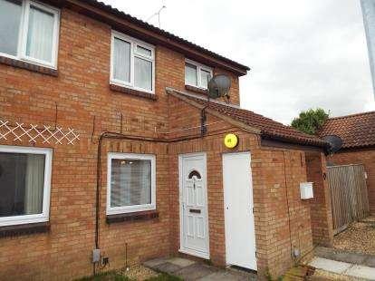 1 Bedroom Maisonette Flat for sale in Tamworth Drive, Shaw, Swindon, Wiltshire