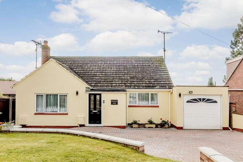 4 Bedrooms Detached House for sale in Maidenhall, Gloucester, Gloucestershire GL2 8DJ