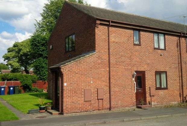 2 Bedrooms Ground Flat for sale in Meadow Close, Guisborough