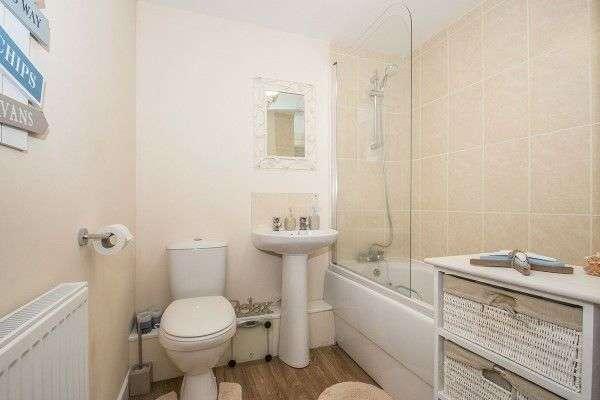 1 Bedroom Flat for sale in Oak Court, Oak Lane, Cheddon Road, Taunton, TA2