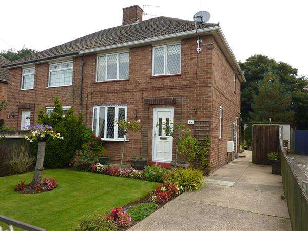 3 Bedrooms Semi Detached House for sale in WICKLOW AVENUE, SCARTHO, GRIMSBY