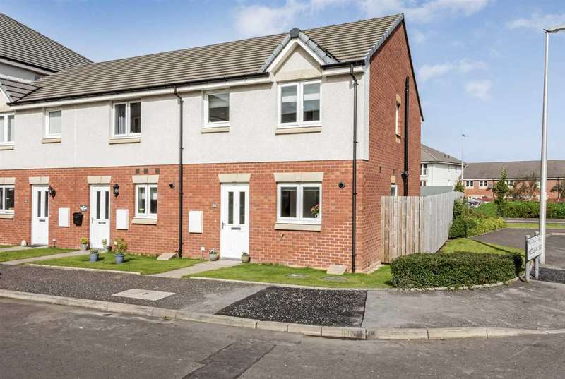 3 Bedrooms End Of Terrace House for sale in Mcdonald Street, Dunfermline