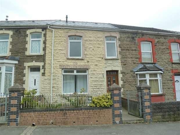 3 Bedrooms Terraced House for sale in Hermon Road, Caerau, Maesteg, Mid Glamorgan