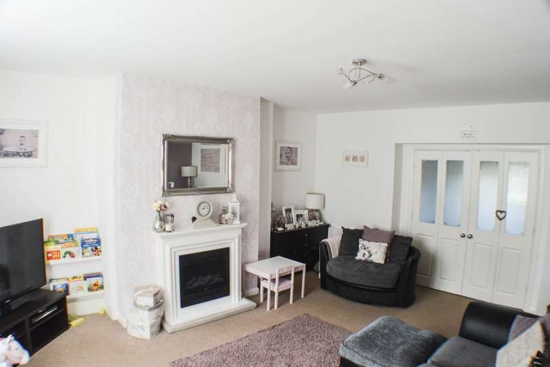 2 Bedrooms Terraced House for sale in River View, Prudhoe, NE42