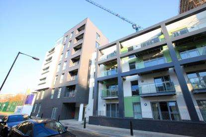 1 Bedroom Flat for sale in 26 Christian Street, London