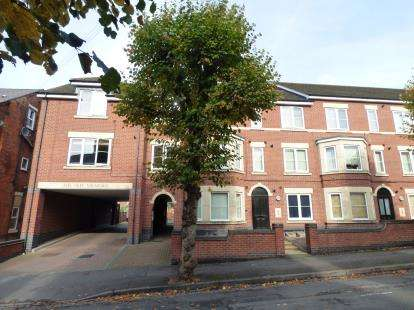 1 Bedroom Flat for sale in Swinburne Street, Derby, Derbyshire