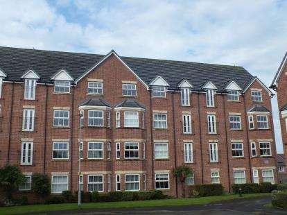 2 Bedrooms Flat for sale in Heys Hunt Avenue, Leyland, Preston, .