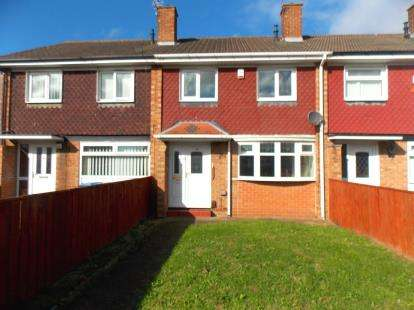 3 Bedrooms Terraced House for sale in Burwell Road, Middlesbrough