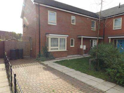 4 Bedrooms Semi Detached House for sale in Old Moat Way, Ward End, Birmingham, West Midlands