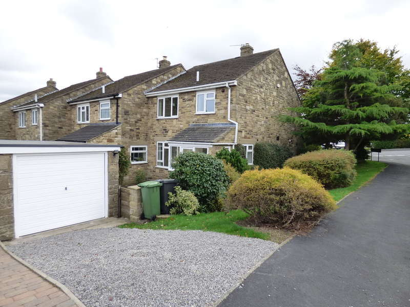 3 Bedrooms End Of Terrace House for sale in 23 Brentwood, Leyburn