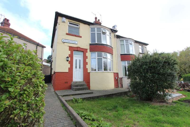 3 Bedrooms Semi Detached House for sale in 43 Raleigh Road, Gleadless