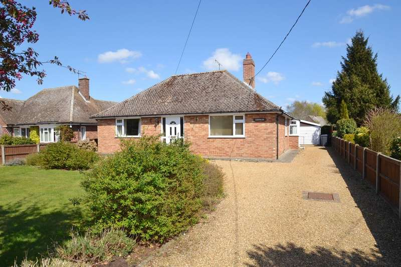 3 Bedrooms Detached Bungalow for rent in Thurston Road, Great Barton