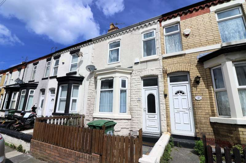 2 Bedrooms Terraced House for sale in Lucerne Road, Wallasey, CH44 7HA