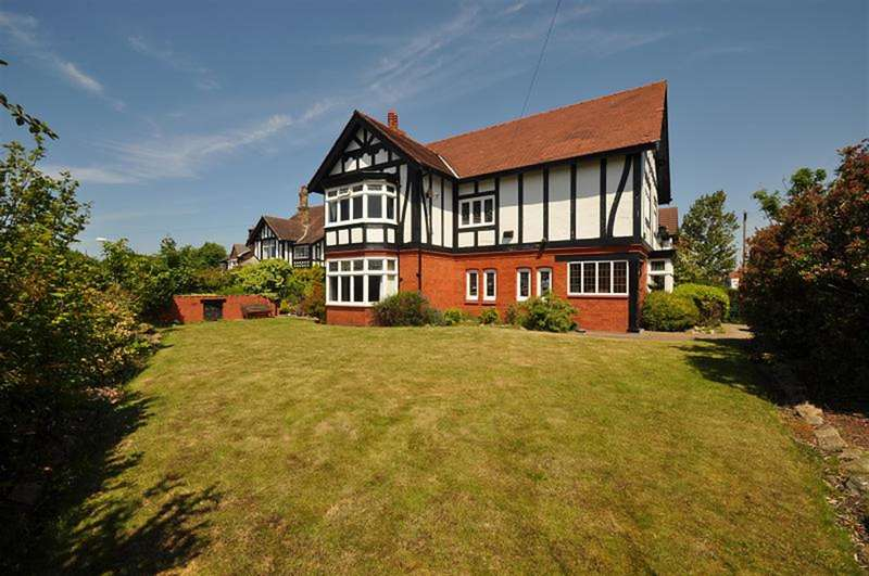 5 Bedrooms Detached House for sale in Lyndhurst Road, Wallasey, CH45 6XD