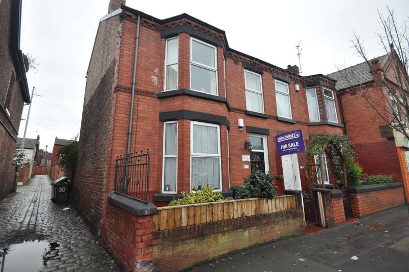 3 Bedrooms Semi Detached House for sale in Laird Street, Birkenhead, CH41 0AA