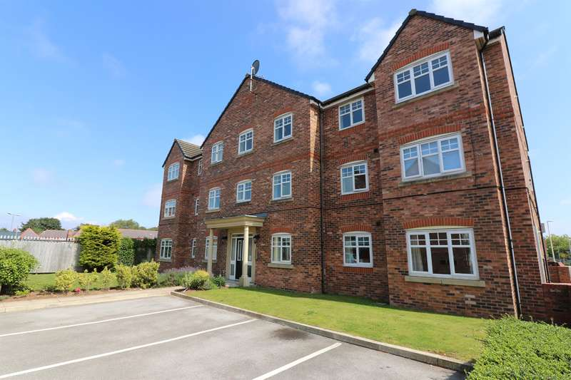 2 Bedrooms Flat for sale in Marymount Close, Wallasey, CH44 5AA