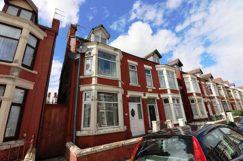 4 Bedrooms Semi Detached House for sale in Rivington Road, Wallasey, CH44 9AW