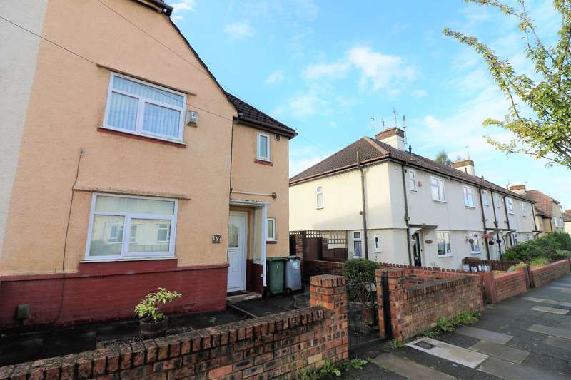 3 Bedrooms House for sale in Gorsedale Road, Wallasey, CH44 4AN