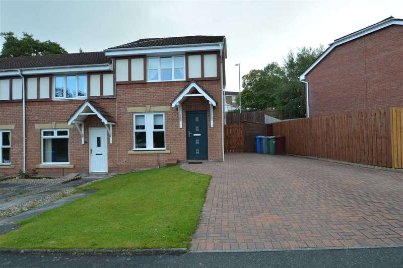3 Bedrooms End Of Terrace House for sale in Skye Wynd, Hamilton