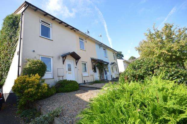 2 Bedrooms End Of Terrace House for sale in Chelmsford Road, Exeter, Devon