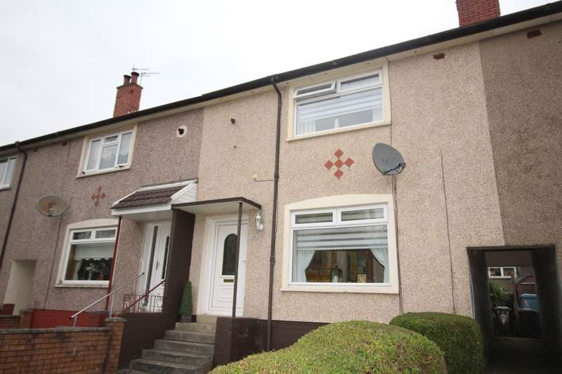 2 Bedrooms Property for sale in Viewfield Road, Coatbridge, ML5