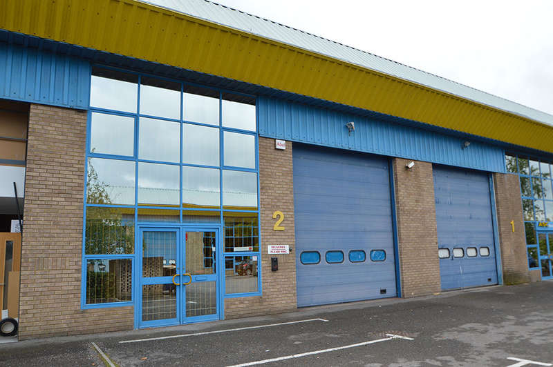 Warehouse Commercial for rent in Unit 2, Fleetsbridge Business Centre, Upton Road, Poole, BH17 7AF