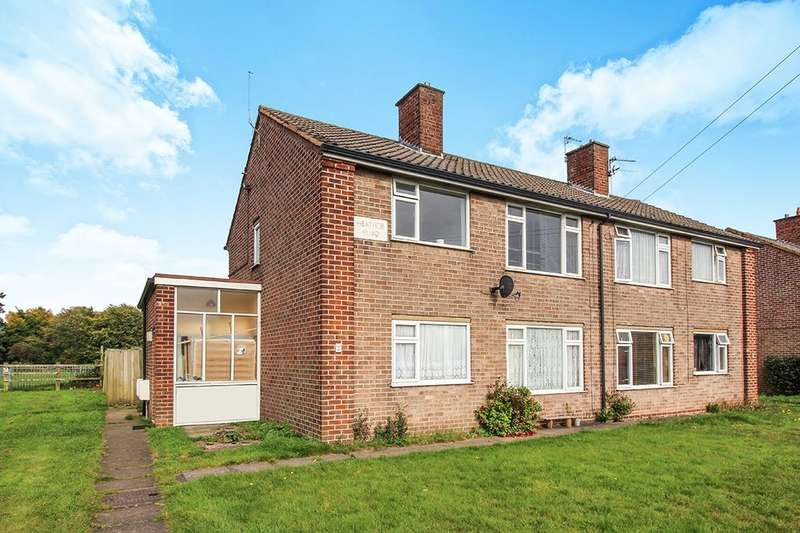 1 Bedroom Flat for sale in Heather Road, Hednesford, Cannock, WS12