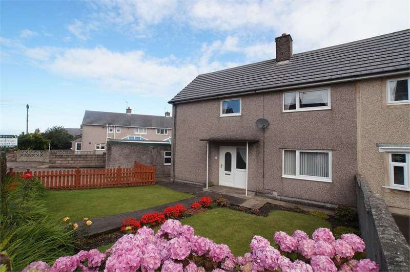 3 Bedrooms Semi Detached House for sale in CA28 9EP Ravenhill Lane, Whitehaven, Cumbria
