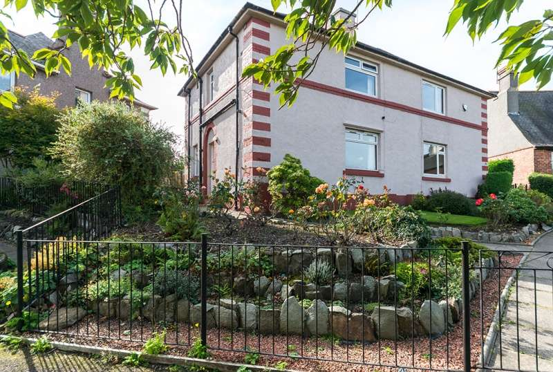 3 Bedrooms Semi Detached House for sale in Northfield Avenue, Edinburgh, EH8 7PS