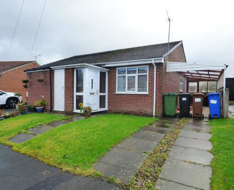 1 Bedroom Semi Detached Bungalow for sale in Dunvegan Road, Hazel Grove, Stockport